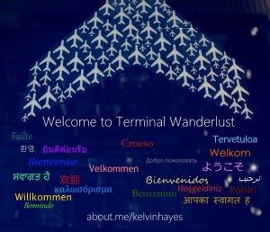 terminal wanderlust-welcome