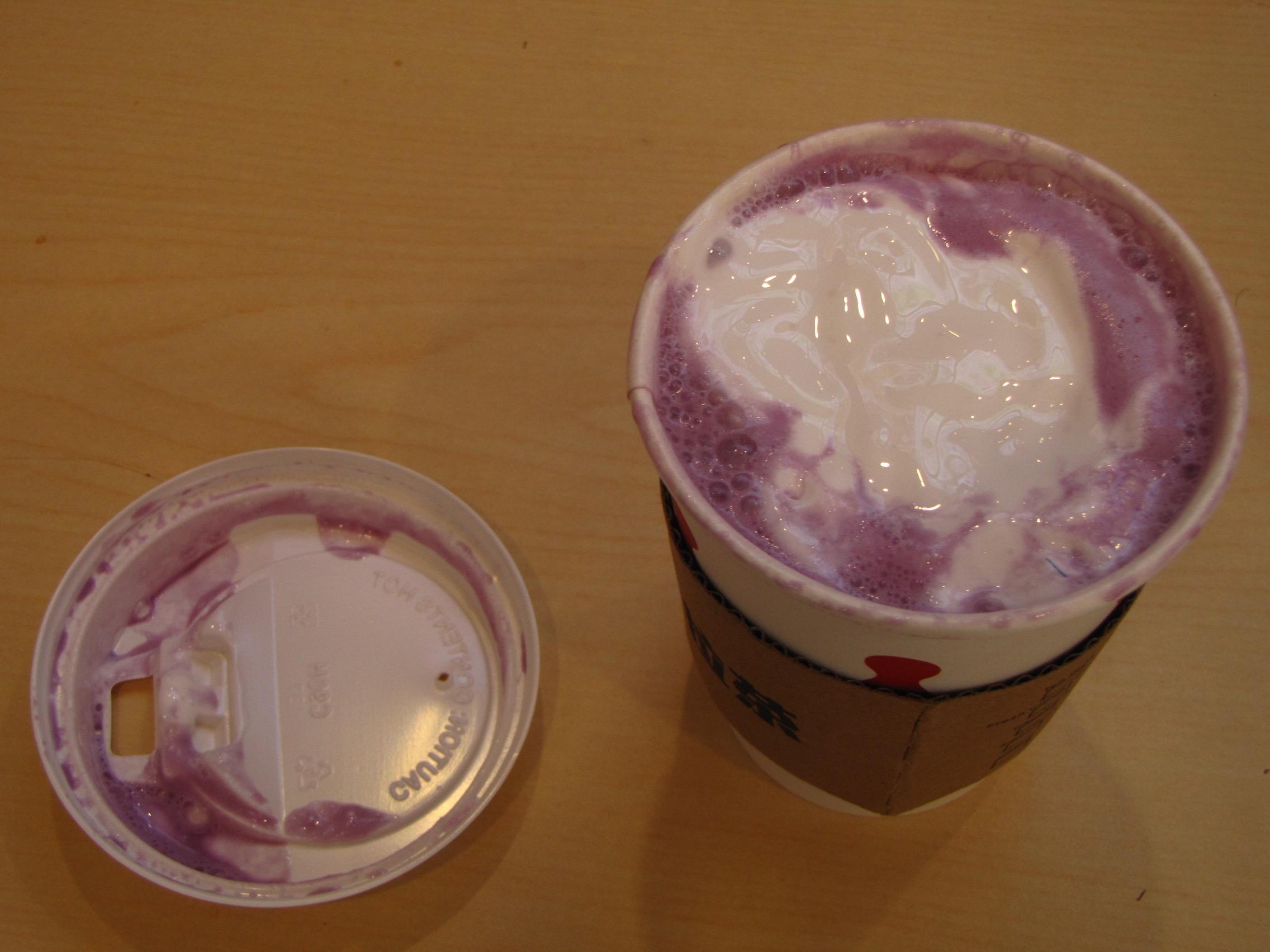 Cum pudding