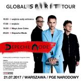 DEPECHE MODE-WARSAW LIVE NATION-2017