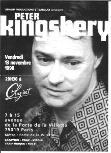 peter-kingsbery-glazart-nov98-poster