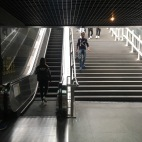 metro-stairs