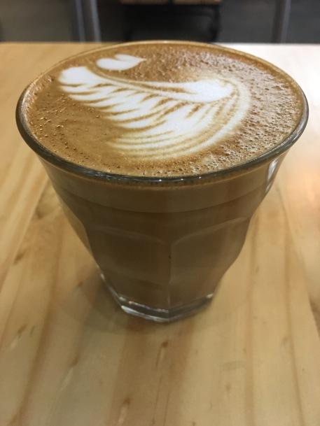 5 latte