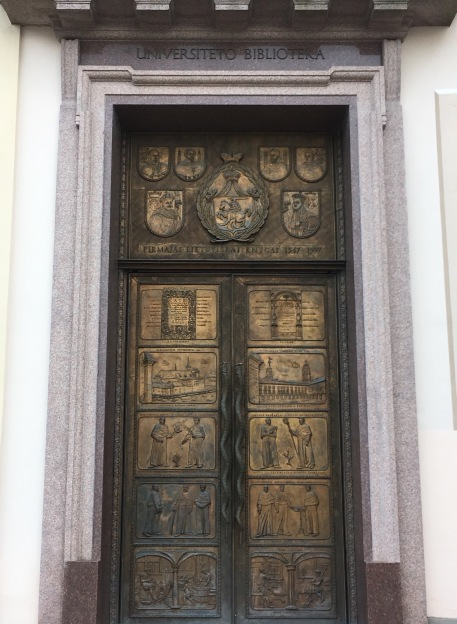 15 vilnius-university library doors