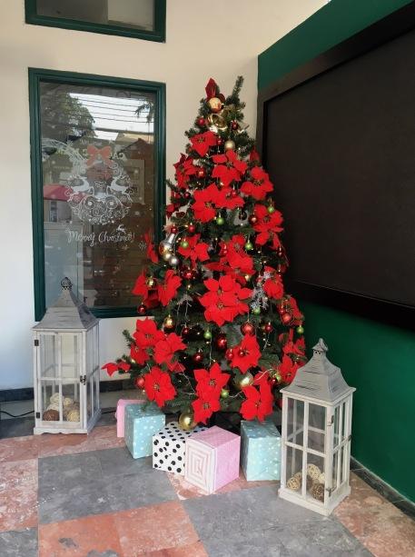 hn-maison de blanc xmas tree