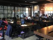 hn-toong cowork space (upper floor)
