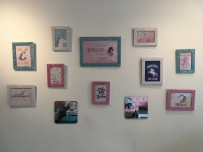 hn-unicorn kafe wall