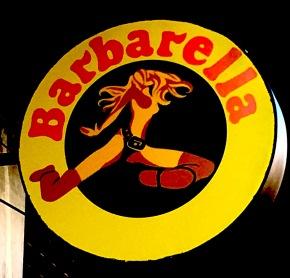 bil-algorta barbarella sign