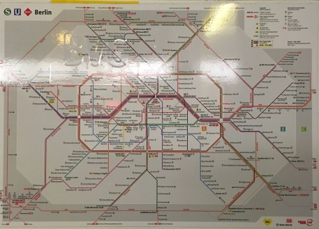 berlin-transport map
