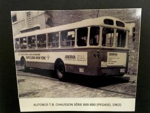 bcn-transport exh-iberia bus