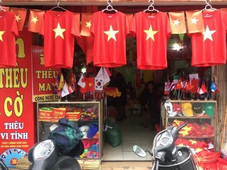 hanoi-souvenir tees